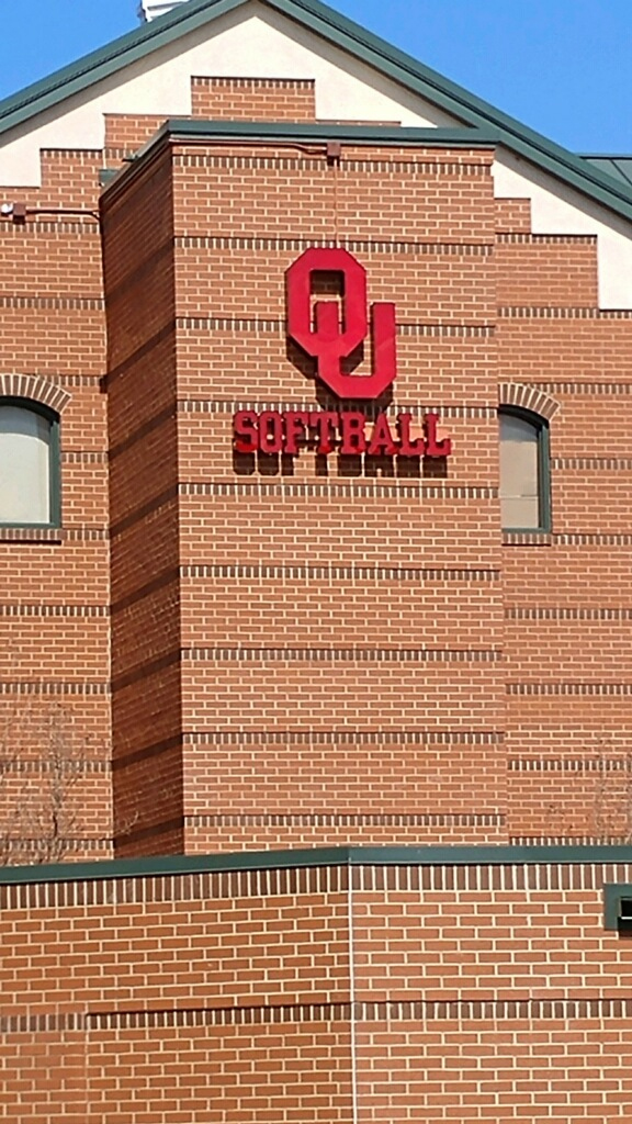 channel - OU softball