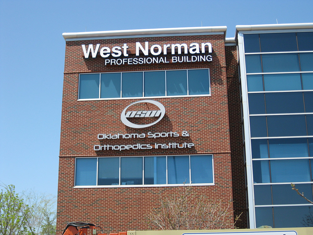 channel - West Norman POB