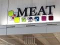 interior - Uptown meat market