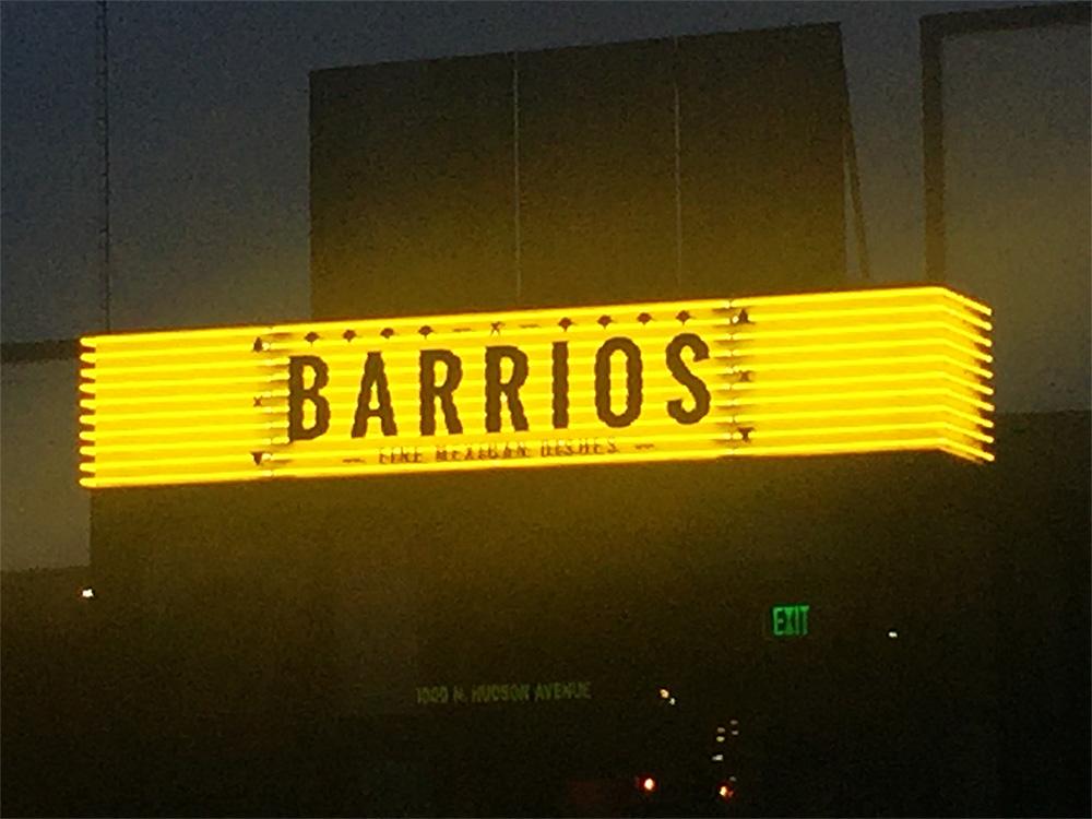 exterior - Barrios