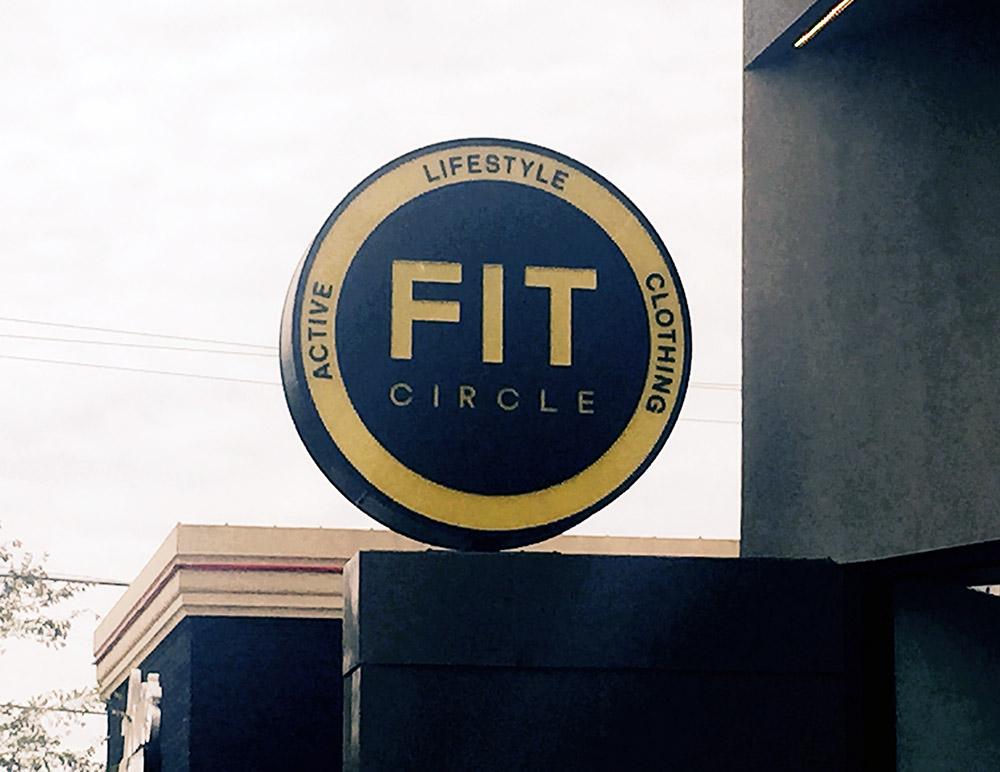 exterior - Fit Circle