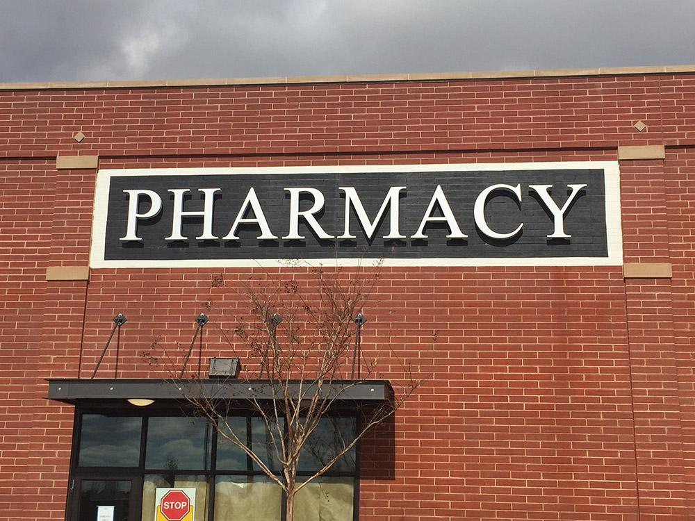 exterior - Uptown pharmacy
