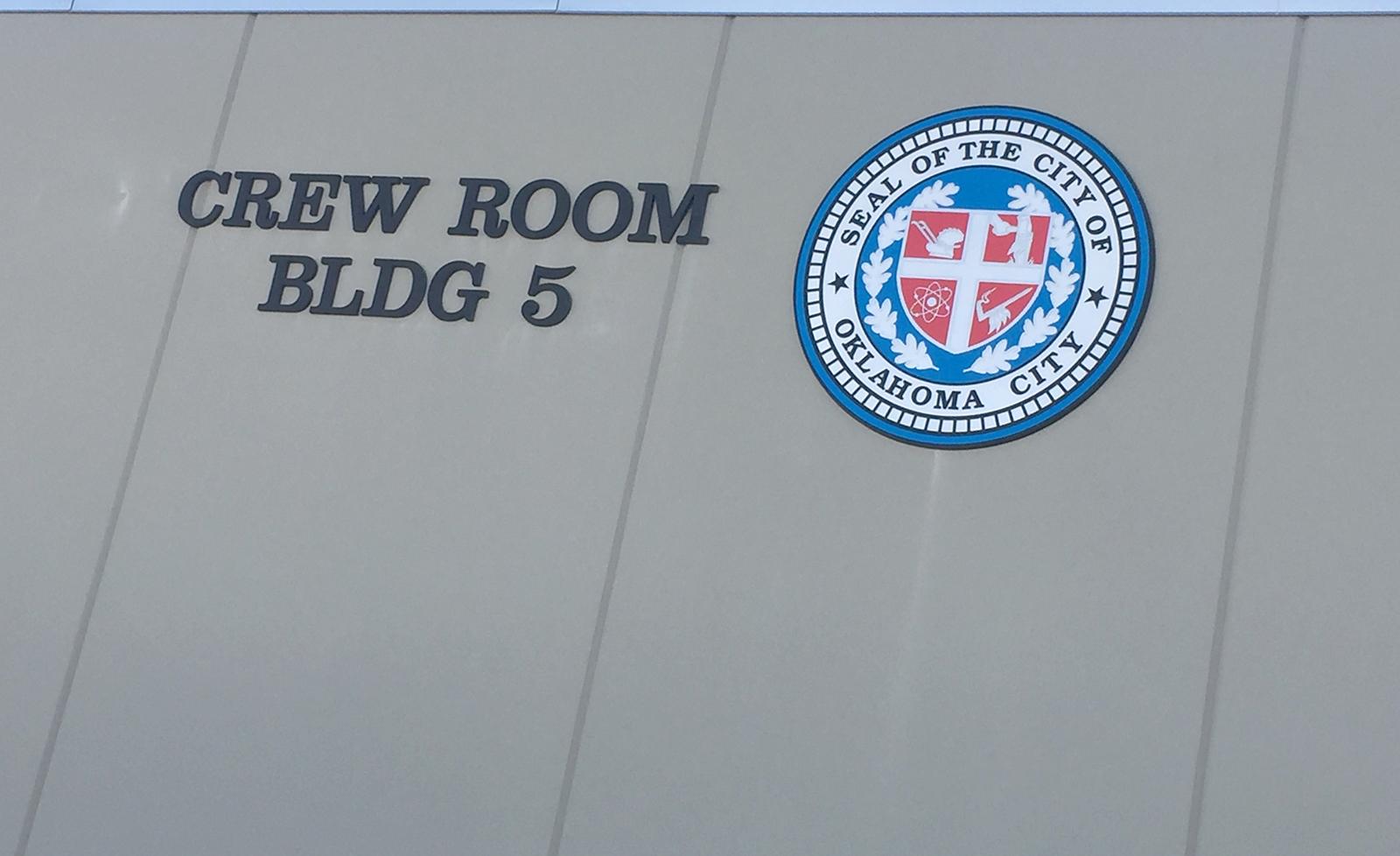 misc - OKC crew room