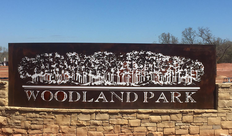 monuments - Woodland Park